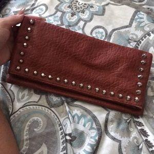 Handbags - Red clutch